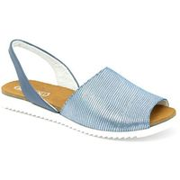 Sandały Ravini 1112 niebieski