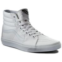 Sneakersy - sk8-hi vn000d5iw00 true white, Vans