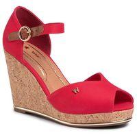 Sandały - panama raval wl01531a red 087, Wrangler, 36-41