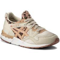 Sneakersy ASICS - TIGER Gel-Lyte V Gs C541N Birch/Amberlight 0217, kolor wielokolorowy