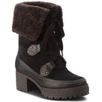 Botki SEE BY CHLOÉ - SB31130A Natural Calf 999/Crosta 999/Shearling, w 6 rozmiarach