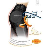 Rajstopy bye cellulitte 50 den 5-xl, grafitowy. gatta, 2-s, 3-m, 4-l, 5-xl, Gatta