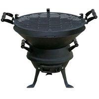 Grill ogrodowy MASTERGRILL&PARTY beczkowy żeliwny MG630 (5904842116309)
