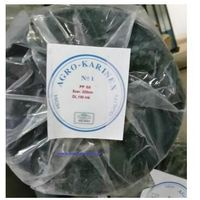 Agrokarinex Agrowółknina ściółkujaca pp 50 g/m2 czarna 3,2 x 100 mb. rolka złozona na 160 cm i wadze 17,3 kg.