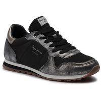 Pepe jeans Sneakersy - verona w twin pls30903 chrome 952