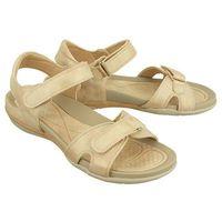 v9462-62 beige, sandały damskie marki Rieker
