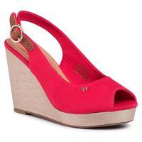 Sandały - jazz raval wl01521a red 087 marki Wrangler