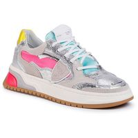 Sneakersy - saint denis seld ms01 argent fucsia, Philippe model, 36-40