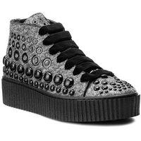 Sneakersy PINKO - Bolsena Al 17-18 BLKS1 1H20BH Y3QT Grey I42, kolor szary