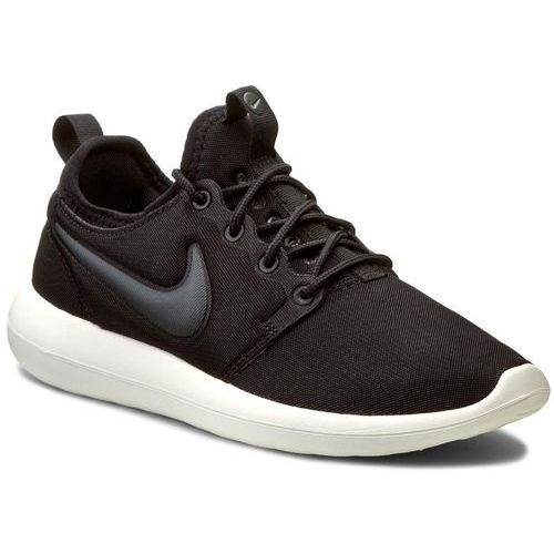 Nike Buty - w nike roshe two 844931 002 black/anthracite/sail/volt