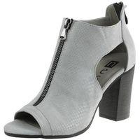 Sandały 81406 - szare an marki Nessi