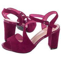 Sandały Sergio Leone Różowe SK868 (SL294-a), kolor różowy