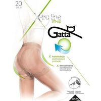 Rajstopy body lift-up 20 den beige/odc.beżowego - beige/odc.beżowego, Gatta