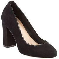 Phase Eight Stevie Scalloped Suede Court