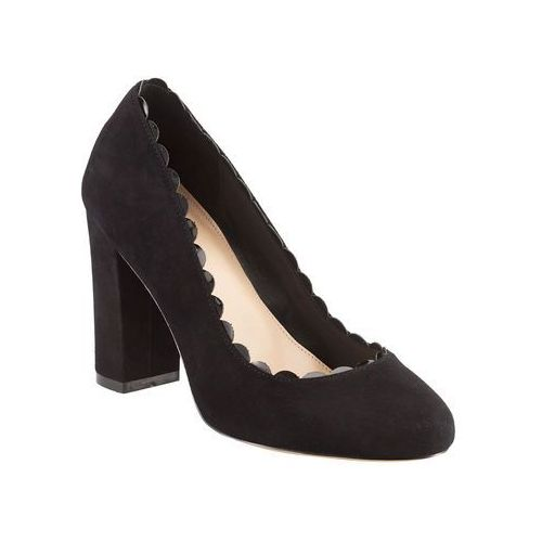 stevie scalloped suede court marki Phase eight