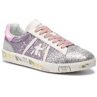 Sneakersy - andy-d 3910 srebrny, Premiata