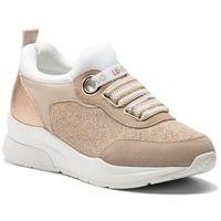 Sneakersy LIU JO - Karlie 13 B19003 TX030 Sand/Light Gol S1803
