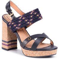 Sandały - ribbon blondie wl01561a navy 016 marki Wrangler