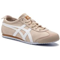 Sneakersy - onitsuka tiger mexico 66 1183a359 simply taupe/white 251 marki Asics