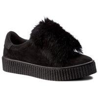 Sneakersy - 17111 czarny w/k marki Nessi