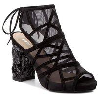 Sandały SOLO FEMME - 15203-01-020/A46-07-00 Czarny, w 5 rozmiarach
