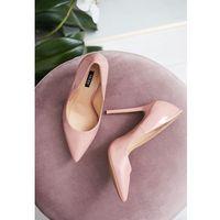 Różowe Szpilki Paolo, kolor różowy