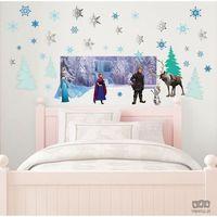 Naklejka Frozen / Kraina Lodu - Interactive 70-554, 70-554