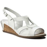 Sandały - 710759 weiss 3 marki Comfortabel