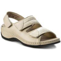 Sandały BERKEMANN - Sofie 01020 Beige 725, kolor beżowy