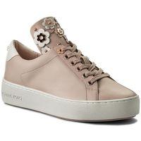 Sneakersy MICHAEL KORS - Mindy Lace Up 43S8MNFS2L Soft Pink, kolor różowy