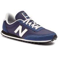 New balance Sneakersy - u410an granatowy