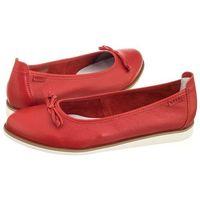 Baleriny Nessi Czerwone 77706 411 (NE13-f), w 2 rozmiarach
