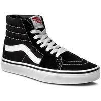 Sneakersy - sk8-hi vn000d5ib8c black/white marki Vans
