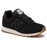 Sneakersy NEW BALANCE - WL373WNI Czarny, kolor czarny