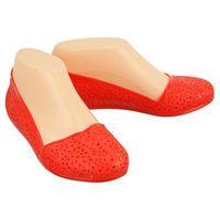 AXIM 7KL1547 czerwony, baleriny, buty do wody damskie - Czerwony