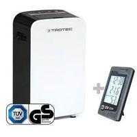 Osuszacz powietrza ttk 31 e + termohigrometr pomieszczeniowy bz05 marki Trotec