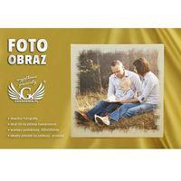 Foto obraz na płótnie - wym 300x300mm - cyfrowy druk UV - OBR001