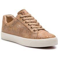 Sneakersy - 9-23203-22 sand snake com 366, Caprice, 36-41