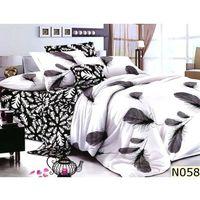 Cotton world Narzuta 220x240 + 2x poszewka 40x40 kod produktu n058