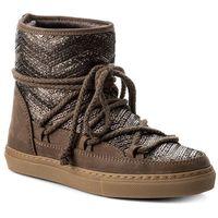 Buty INUIKII - Sneaker Vintage Seq. 20205 Dark Brown, 35-41