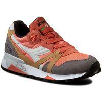 Sneakersy DIADORA - N9000 NYL II 501.170941 01 C6269 Coral/Steel Gray, kolor szary