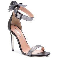 Sandały - sa1646ac07t6190b acc/ner marki Pollini