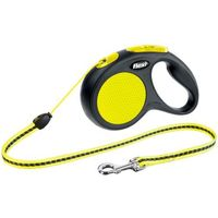 smycz new neon s - 5m do 12kg - linka - s - 5m do 12kg marki Flexi
