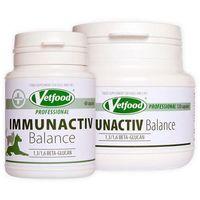 VETFOOD Immunactiv Balance dla kotów i psów - zwiększenie odporności 60/120kaps.