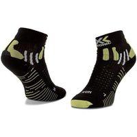 Skarpety wysokie unisex - effektor running short s100010 b004, X-socks