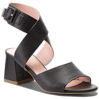 Sandały L37 - Sunny Side S29 Czarny, kolor czarny