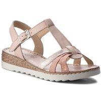 Sandały LASOCKI - H473 Różowy Jasny, kolor różowy