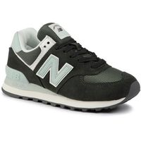 Sneakersy NEW BALANCE - WL574LDC Zielony, kolor zielony