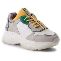 Sneakersy - 66167-a bx 1525 white/yellow/silver 2299, Bronx, 36-41
