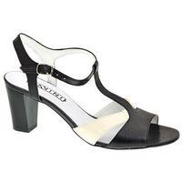 Sandały Ravini 959 czarny (10205471)